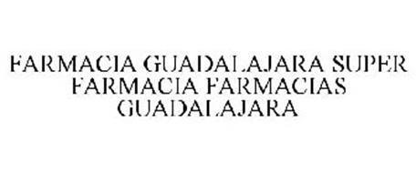 FARMACIA GUADALAJARA SUPER FARMACIA FARMACIAS GUADALAJARA