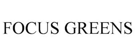 FOCUS GREENS