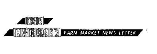THE HOT LINER FARM MARKET NEWS LETTER