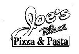 JOE'S PLACE PIZZA & PASTA
