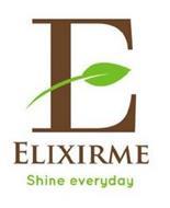 E ELIXIRME SHINE EVERYDAY