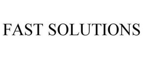FAST SOLUTIONS