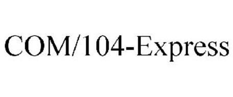COM/104-EXPRESS