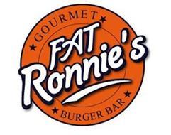 FAT RONNIE'S GOURMET BURGER BAR