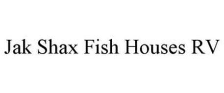 JAK SHAX FISH HOUSES RV