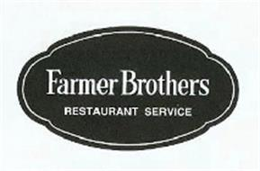 FARMER BROTHERS RESTAURANT SERVICE
