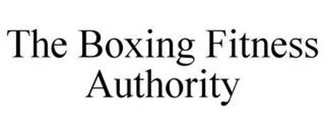 THE BOXING FITNESS AUTHORITY