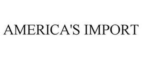 AMERICA'S IMPORT