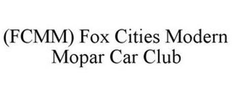 (FCMM) FOX CITIES MODERN MOPAR CAR CLUB