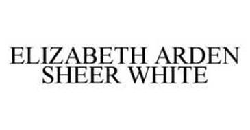 ELIZABETH ARDEN SHEER WHITE