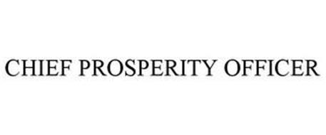CHIEF PROSPERITY OFFICER