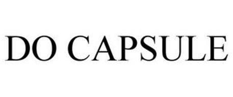 DO CAPSULE