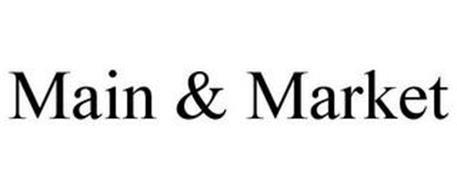 MAIN & MARKET
