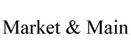 MARKET & MAIN