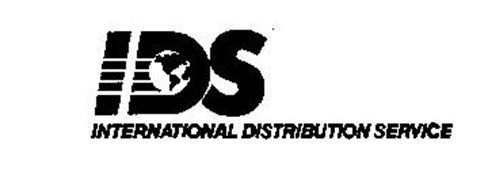 IDS INTERNATIONAL DISTRIBUTION SERVICE
