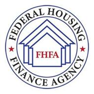 FEDERAL HOUSING FINANCE AGENCY FHFA
