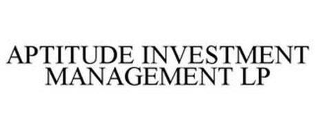 APTITUDE INVESTMENT MANAGEMENT LP