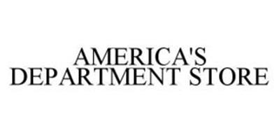 AMERICA'S DEPARTMENT STORE