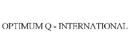 OPTIMUM Q - INTERNATIONAL
