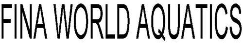 FINA WORLD AQUATICS
