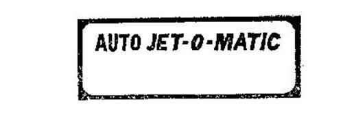 AUTO JET-O-MATIC