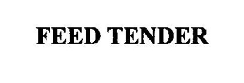 FEED TENDER