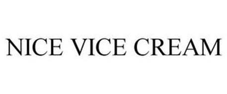 NICE VICE CREAM