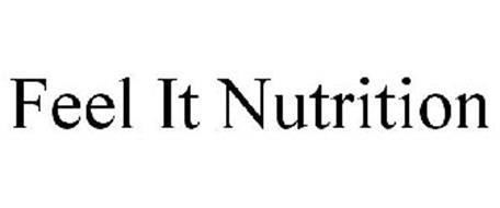 FEEL IT NUTRITION