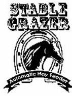 STABLE GRAZER AUTOMATIC HAY FEEDER