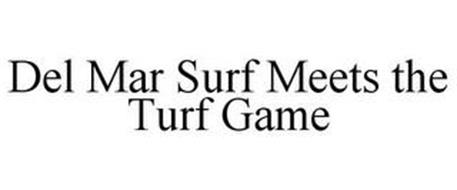 DEL MAR SURF MEETS THE TURF GAME