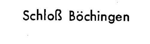 SCHLOSS BOCHINGEN