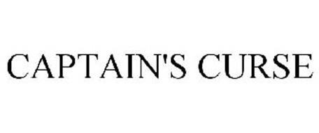 CAPTAIN'S CURSE