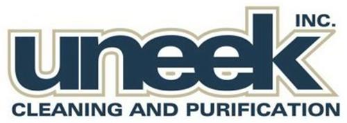 UNEEK INC CLEANING AND PURIFICATION