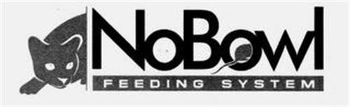 NOBOWL FEEDING SYSTEM