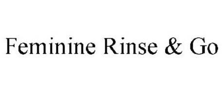 FEMININE RINSE & GO
