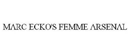 MARC ECKO'S FEMME ARSENAL