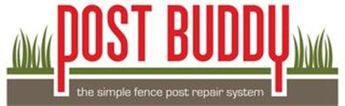 POST BUDDY THE SIMPLE FENCE POST REPAIR SYSTEM