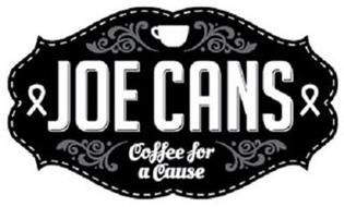 JOE CANS COFFEE FOR A CAUSE