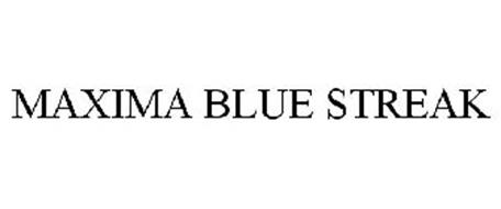 MAXIMA BLUE STREAK
