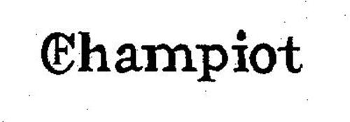 CHAMPIOT