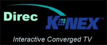 DIREC K NEX INTERACTIVE CONVERGED TV