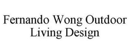FERNANDO WONG OUTDOOR LIVING DESIGN