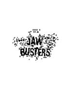 JAW BUSTERS THE ORIGINAL JAW BREAKERS