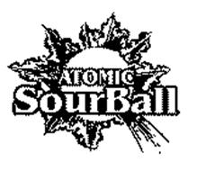 ATOMIC SOUR BALL