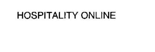 HOSPITALITY ONLINE
