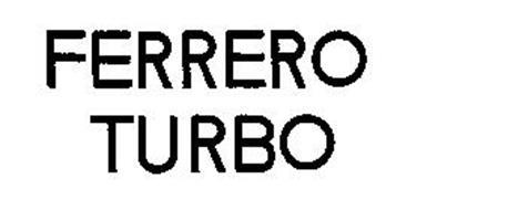 FERRERO TURBO