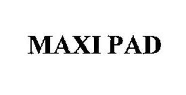 MAXI PAD