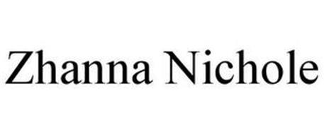 ZHANNA NICHOLE