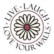 LIVE · LAUGH · LOVE YOUR WALLS