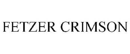 FETZER CRIMSON